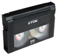 Video8 tapes